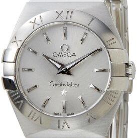 オメガ OMEGA 腕時計 123.10.24.60.02.001 レディース シルバー 新品 【送料無料】