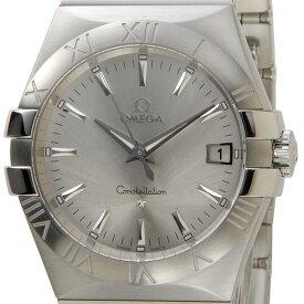 オメガ OMEGA 腕時計 123.10.35.60.02.001 シルバー メンズ 新品