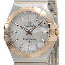 オメガ OMEGA レディース 123.20.27.60.05.001 コンステレーション 18KRG ローズゴールド コンビ 腕時計 時計 新品