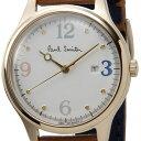ポールスミス Paul Smith BV3-120-90 レディース 腕時計 The City Mini ザ・シティ ミニ オフホワイト/ブラウン 信頼…