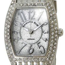 [アウトレット] 訳あり・細かいキズ ラメットベリー Rametto Belly レディース腕時計 トノー型 クオーツ腕時計 RAB2403 ホワイトシェル