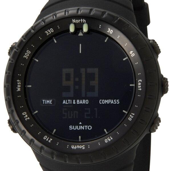 スント SUUNTO コア オールブラック メンズ 腕時計 014279010 Core All Black DEAL