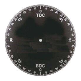 工具 整備 エンジン 360度分度器