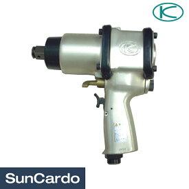 【毎月1日はポイント5倍】工具 整備 インパクトレンチ 空研 3/4 中型インパクトレンチ KW-230P