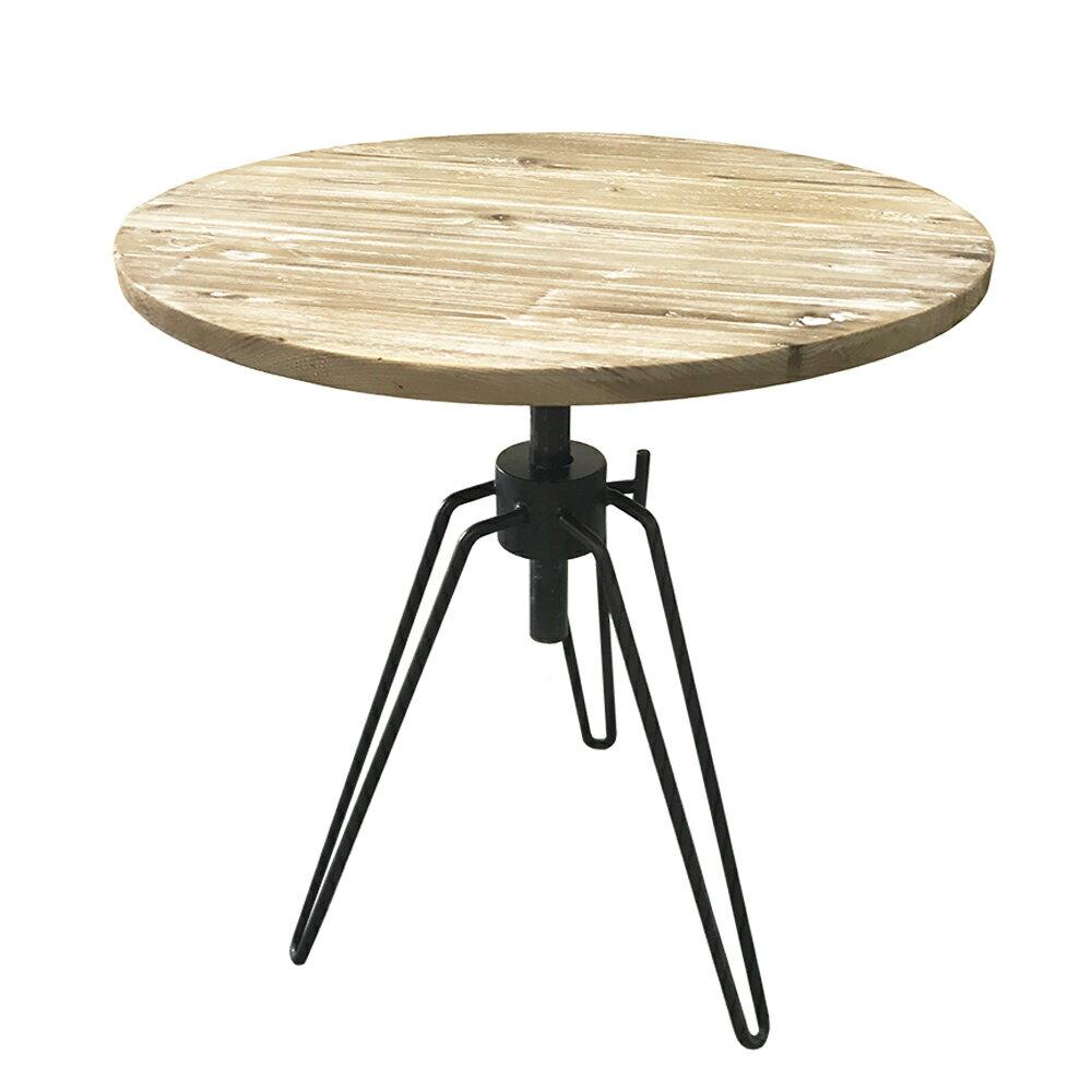 KOZAI丸テーブル ホワイト