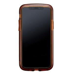 iDressiPhone11Pro対応NEWTIJOYクリアクリアブラッククリアブラウンクリアマットサンクレストi33AiJ06i33AiJ07i33AiJ08i33AiJ09