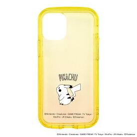 IJOY iPhone12 / iPhone12 Pro対応 ポケットモンスター 透明 クリアケース ピカチュウ ゲンガー ヤドン カビゴン コダック メタモン サンクレスト