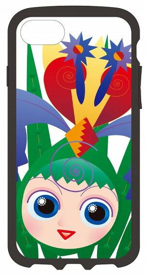 iPhone8/7/6s/6対応IJOYクリエイターズ麩羅画堂【caranation】【crowmelon】【intera】【iris】【morningglory】