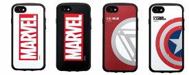 iDress iPhoneSE 第2世代 8/7/6s/6対応 MARVEL IJOY ロゴホワイト ロゴブラック アイアンマン キャプテン・アメリカ サンクレスト i32DMA01 i32DMA02 i32DMA03 i32DMA04