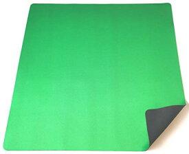 色:正方形 高品質版 60*60 GeekDwarf ポーカーマット プレイマット 正方形 60cm 洗える 滑らない 自由にカット 裏面ラバー 厚さ2 厚手 トランプ カジノ ボード テーブル ゲーム 麻雀 トレカ マッ