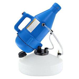 電動噴霧器 タンク4.5L 射程距離8-10m 角度 流量 調節可能直射 噴霧 散水ツール ハイパワー 自動 霧吹き 除草剤噴霧器 アトマイザー ポータブルスプレーヤー 1400W 家庭用 業務用 園芸用