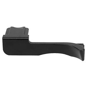 Haoge THB-CB 親指アップグリップ 黒 サムレスト ブラックカメラ サムグリップ 親指アップグリップ 対応 for ライカ Leica CL