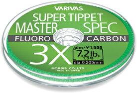 VARIVAS / バリバス マスタースペック (フロロカーボン)スーパー ティペット