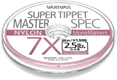 VARIVAS / バリバス マスタースペック (ナイロン)スーパー ティペット