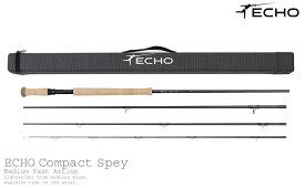 ECHO / エコー Compact Spey TwoHand