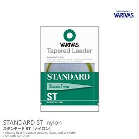 VARIVAS / バリバス スタンダード ST[ナイロン]テーパードリーダー