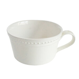ラ・レーヌ スープカップ 079006 maison blanche メゾンブランシュ | マグカップ シリアルボール スープ カップ マグ 白 ホワイト 日本製 食器 おしゃれ 陶器 洋食器 カフェ かわいい 可愛い 北欧 シ