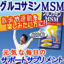 グルコサミンMSM 600粒
