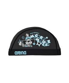 arena DIS-8360 メッシュキャップ スイムキャップ アリーナ 2018FW【クリックポスト可/取り寄せ】