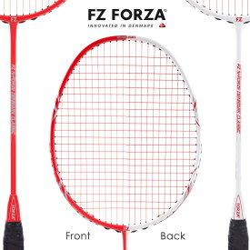 FZ FORZA N-FORZE DENMARK CLASSIC ダブルフェイスカラー FZ フォーザ バドミントンラケット【オススメガット&ガット張り工賃無料】