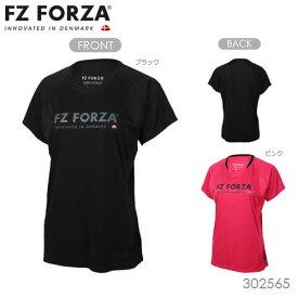 FZ FORZA 302565 トレーニングTシャツ バドミントン・テニスウェア(レディース) フォーザ【メール便可】
