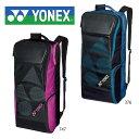 YONEX BAG1929 ボックスラケットバッグ6(リュック付き) テニス・バドミントンバッグ ヨネックス 2018FW【取り寄せ】