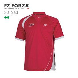 FZ FORZA 301263 デンマーク ナショナル ゲームシャツ FZ フォーザ【クリックポスト可】