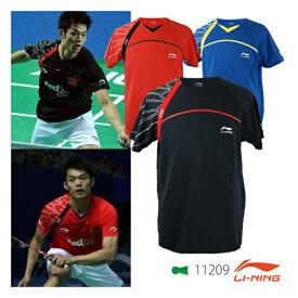 【大特価】LI-NING 11209 ユニ 中国ナショナルチーム ゲームシャツ リーニン【クリックポスト可】
