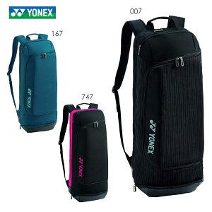 YONEX BAG2019 ラケットバックパック テニス・バドミントンバッグ 2021SS ヨネックス【取り寄せ】