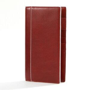 【本革】【プレゼント】【ビジネス】アシュフォード ASHFORDシステム手帳 イシュー バイブルサイズNO,7176−044 RED(お取り寄せにてお伺い致します。)