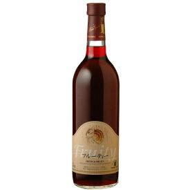 丹波ワイン フルーティ 赤 720ml