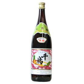 千鳥酢 米酢 1.8L(1800ml) 村山造酢 プロの料理人が選ぶ調味料