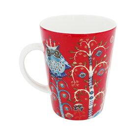 【iittala】タイカ レッド マグカップ 400ml/コップ ティー用品 コーヒー用品 イッタラ プレゼント 贈答品
