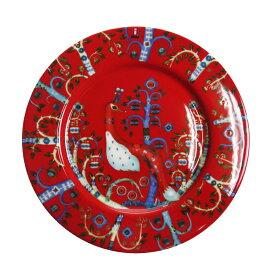 【iittala】タイカ レッド プレート 22cm/コップ ティー用品 コーヒー用品 イッタラ プレゼント 贈答品