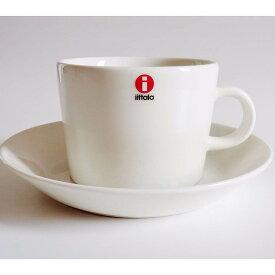 【iittala】 ティーマ カップ&ソーサー ホワイト /コップ ティー用品 コーヒー用品 イッタラ