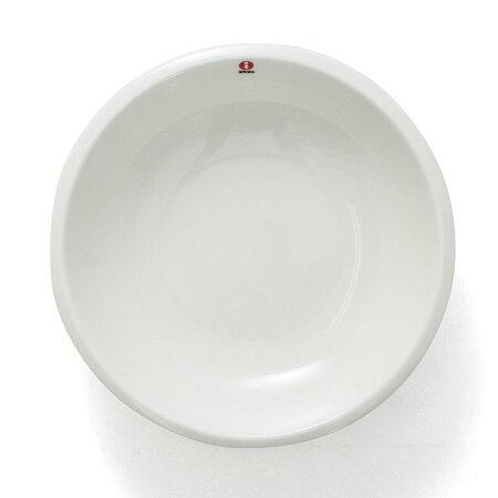 【iittala】ラーミディーププレート22cmホワイト/皿デザート菓子皿パスタイッタラ