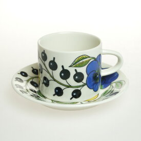 【ARABIA】 パラティッシ コーヒーカップ&ソーサー 180cc カラー /コップ ティー用品 コーヒー用品 アラビア