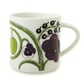 【ARABIA】 パラティッシ マグ 0.35L パープル /コップ ティー用品 コーヒー用品 アラビア