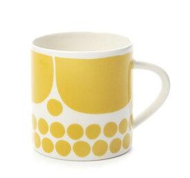 【ARABIA】 スンヌンタイ マグ 0.35L イエロー / コップ ティー用品 コーヒー用品 アラビア