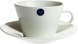 【ARABIA】 ココ コーヒーカップ&ソーサー 330ml ホワイト /コップ ティー用品 コーヒー用品 アラビア