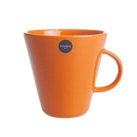 【ARABIA】 ココ マグ オレンジ /コップ ティー用品 コーヒー用品 アラビア