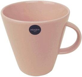 【ARABIA】 ココ マグ 350ml ペールピンク /コップ ティー用品 コーヒー用品 アラビア
