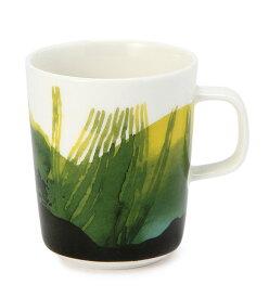 【marimekko】Saapaivakirja(サーパイヴァキリヤ) マグカップ 250ml グリーン /コップ ティー用品 コーヒー用品 マリメッコ