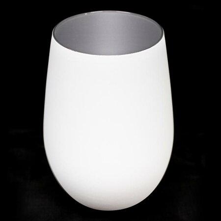 【メタルカラータンブラー460ml】グラステーブルウェア食器ガラスギフトプレゼントカラフルドイツ製コップ