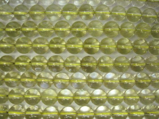 【連売り商品】天然シトリン品質AΦ10.4±0.2mm