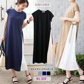 0bdfc589941cd 楽天市場 ワンピース(洋服の丈ロング丈・ドレスのシルエットフレア ...
