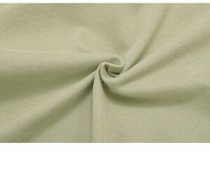 ロールアップ袖カットソーオーバーサイズドロップショルダーカットソー体型カバーゆるゆったりクルーネックUネックTシャツマタニティトップスレディース