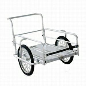 リアカー アルミ製折りたたみリアカー OR-10 本宏 折り畳み リヤカー