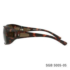 アークスタイルサングラス偏光サングラスミラーレンズアジアンフィットARCStyleSGB5005全2カラー65サイズオーバーグラスユニセックスメンズレディース