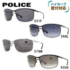 ポリス サングラス ブラックバード アジアンフィット POLICE BLACKBIRD SPL750J 全4カラー 62サイズ スクエア メンズ UVカット [ハイカーブレンズ対応/タウン] 【国内正規品】